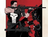 Antihero Marvel Bertarung dalam Deadpool Vs Punisher
