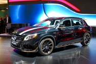 Mercedes-AMG GLA 45 Studio Package Tampil Lebih <i>Sporty</i>