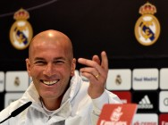 Zidane Belum Yakin Real Madrid Raih <i>Treble</i>
