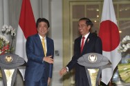 Jokowi Praises Japanese Investment in Indonesia