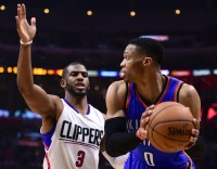 Chris Paul Cedera, Clippers Tetap Tekuk Thunder
