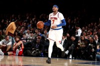 Carmelo Anthony Ikrar Setia Bersama New York Knicks