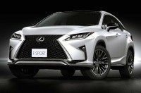 Lexus RX 200t F SPORT Meramaikan <i>Luxury</i> Medium SUV