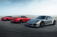New Porsche 911 GTS Aplikasikan <i>Turbocharger</i>