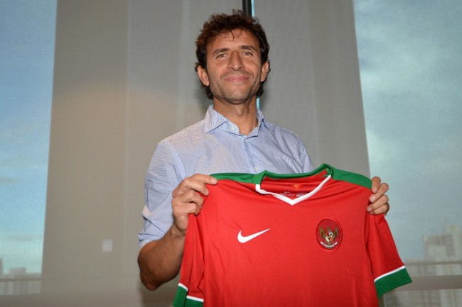 PSSI Appoints Luis Milla As Senior Team Coach