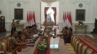 Jokowi Meets With ICMI Executives