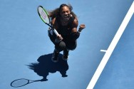 Serena Williams Melenggang ke Semifinal