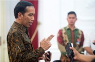 Jokowi Urges SOE Executives to Avoid Frauds
