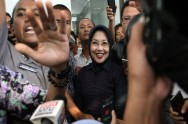 Police Question Sylviana Murni As Witness