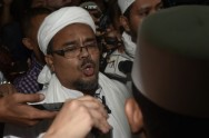 Rizieq Shihab Named As Suspect