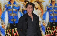 Shah Rukh Khan Canggung Dijuluki <i>King of Bollywood</i>