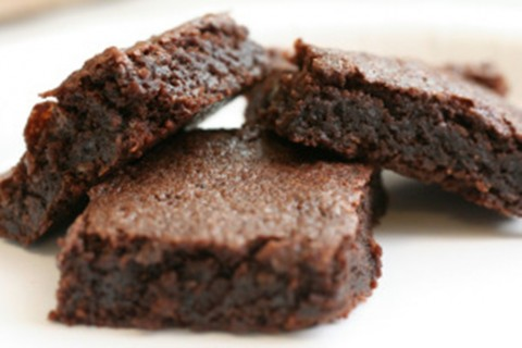 Ilustrasi kue brownies