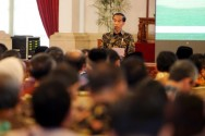 Jokowi Meets PMII Executives