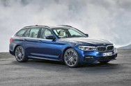BMW Seri 5 Wagon Pesaing Mercedes-Benz E-Class Wagon di AS