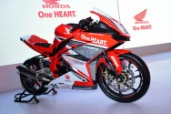 Intip All New CBR250RR Versi Balap Asia