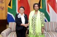 Indonesia-South Africa Agree Stronger Economic Cooperation