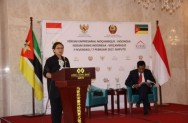 Retno Promotes Indonesian Products to Mozambican Companies