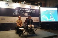 CTI IT Infrastucture Summit 2017 Usung Tema Machine Learning