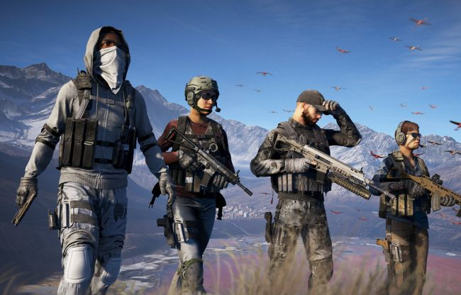 Ghost Recon Wildlands Bakal Dukung Eye Tracking