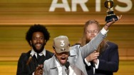 Chance the Rapper Raih Best Rap Album, Kalahkan Kanye West dan Drake