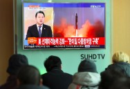 North Korea Says Successfully Tested New Ballistic Missile