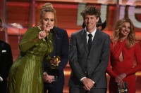 Adele Wins Top Album and Record of the Year Grammys