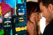 The Lego Batman Movie Kalahkan Fifty Shades Darker di Box Office