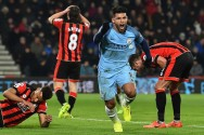 City Taklukkan Bournemouth 2-0