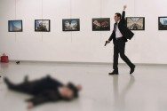 Foto 'Pembunuh Turki' Menangkan Penghargaan World Press Photo