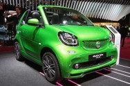 Smart ForTwo Bensin <i>Discontinued</i> September 2017