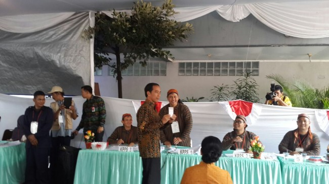 Political Differences Must Not Affect Unity: Jokowi