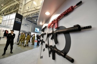 Global Arms Trade Highest Since Cold War: Study