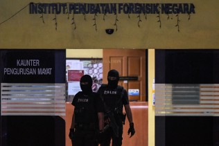 Armed Guards at Kim Jong-Nam's Morgue, Reports Say Son Arrives for Body