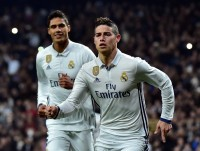 Petinggi Inter Bertemu Presiden Madrid Bahas Transfer James Rodriguez