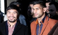 Pacquiao vs Amir Khan Duel pada 23 April