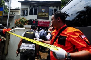 Officials Identify Terror Suspect in Bandung