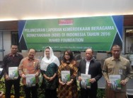Wahid Foundation Publishes Annual Report on Religious Freedom in Indonesia