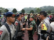 12000 Officers to Secure IORA Summit