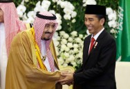 Indonesia-Saudi Arabia Eye Stronger Bilateral Relationship
