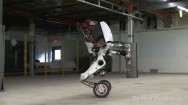 Handle, Robot Lincah Baru Buatan Boston Dynamics