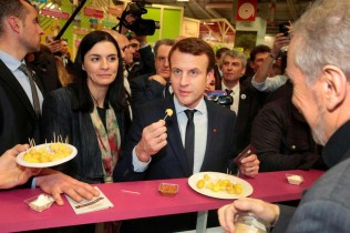 French Presidential Candidate Macron, Vowed to end Nepotism in Government