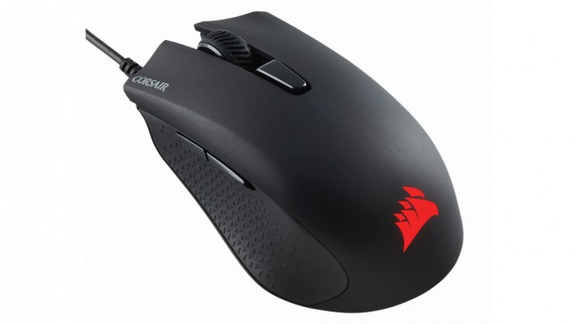 Corsair Harpoon RGB, Mouse Gaming Murah Tidak Murahan