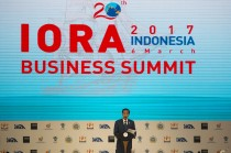Jokowi Buka IORA Business Summit