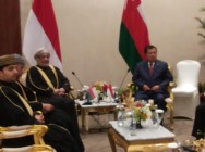 Indonesia & Oman Eye More Economic Cooperation