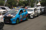 TAC Chapter Lampung Borong Podium di SAI Time Rally Seri-1