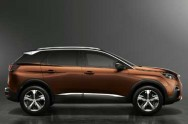 Peugeot 3008 European Car Of The Year 2017