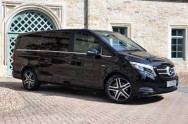 Brabus Pamerkan Mercedes-Benz V-Class Business Lounge