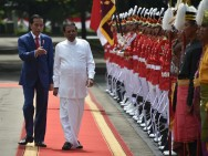 RI-Sri Lanka Agree 3 MoUs