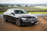 Mercedes-Benz Recall E-Class di Indonesia