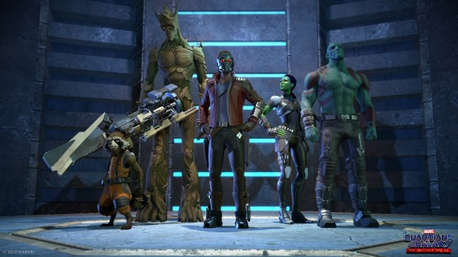 Guardians of the Galaxy Buatan Telltale Bersiap Q2 2017